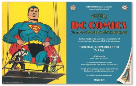 DC Comics - Courtousey of Taschen.