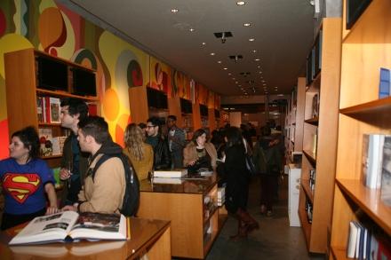 Soho Taschen Store.